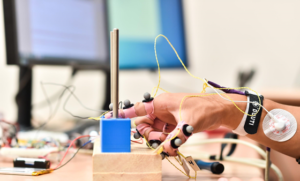 Jaime Levine's sensor project